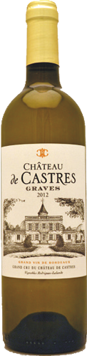 Bottle-Château-de-Castres-White